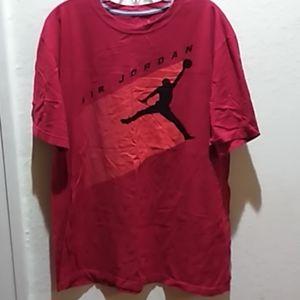 Air Jordan t-shirt